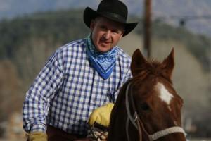 Hashknife Pony Express rider passes Star Valley fans